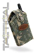 Rugged Tactical Advantage Digiflage Green Cordura Super Slim Pouch