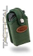 Rugged Tactical Military Green Cordura Small Extended Pouch