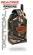Rugged Tactical Advantage Wetlands Camo Cordura Small Extended Pouch